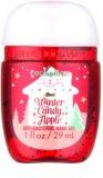 Bath & Body Works PocketBac Winter Candy Apple antibakteriální gel na ruce