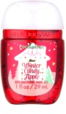 Bath & Body Works PocketBac Winter Candy Apple antibakteriální gel na ruce