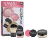 BelláPierre Flawless & Rosy Complexion Kit set cosmetice I.