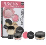 BelláPierre Flawless & Rosy Complexion Kit lote cosmético II.