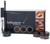 BelláPierre Eye & Brow Matte Shimmer Kit kozmetični set I.