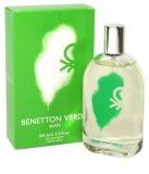 Benetton Verde eau de toilette para hombre 100 ml