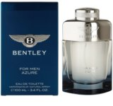 Bentley Bentley for Men Azure Eau de Toilette para homens 100 ml