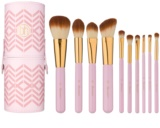 BHcosmetics Pink Perfection set perii machiaj