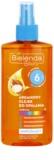 Bielenda Bikini Argan Oil Öl-Spray für Bräunung SPF 6