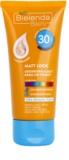 Bielenda Bikini Matt Look schützende tönende Creme für gemischte und fettige Haut SPF 30