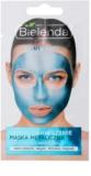 Bielenda Metallic Masks Blue Detox детоксикираща хидратираща маска за суха до чувствителна кожа