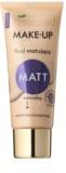 Bielenda Make-Up Academie Matt prekrivni tekoči puder za mat videz