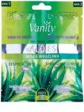 Bielenda Vanity Aloe депилиращ крем + успокояващо мляко за чувствителна кожа