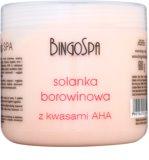 BingoSpa Peat sal de banho fino com A.H.A (Alpha Hydroxy Acids)