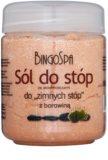 BingoSpa Peat sal de banho contra pés frios