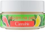 Bione Cosmetics Cannabis balzám na ztvrdlou pokožku na paty