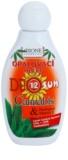 Bione Cosmetics DUO SUN Cannabis losjon za sončenje SPF 12