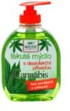 Bione Cosmetics Cannabis Antibacteriële Zeep voor de Handen