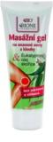 Bione Cosmetics Care gel de masaje con efecto calor  para músculos y articulaciones