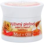 Bione Cosmetics Honey + Q10 hranilna krema z matičnim mlečkom