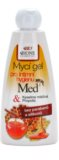 Bione Cosmetics Honey + Q10 gel pro intimní hygienu s mateří kašičkou