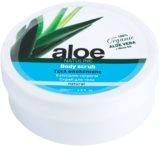 Bodyfarm Natuline Aloe peeling do ciała z aloesem