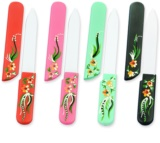 Bohemia Crystal Hard Painted Nail File lima de uñas