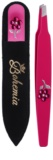 Bohemia Crystal Bohemia Swarovski Nail File and Tweezers Kosmetik-Set  II.