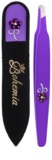 Bohemia Crystal Bohemia Swarovski Nail File and Tweezers Cosmetic Set III.