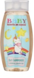 Bohemia Gifts & Cosmetics Baby Șampon pentru păr și corp cu extract de ceai verde