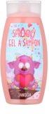 Bohemia Gifts & Cosmetics Creatures Duschgel & Shampoo 2 in 1