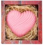 Bohemia Gifts & Cosmetics Heart handgemachte Seife mit Glycerin