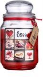 Bohemia Gifts & Cosmetics Love dišeča sveča  510 g