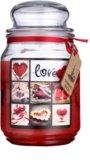 Bohemia Gifts & Cosmetics Love vela perfumada  510 g