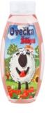 Bohemia Gifts & Cosmetics Sheep Štěpa šampón pre deti