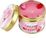 Bomb Cosmetics Cherry Bakewell vela perfumada