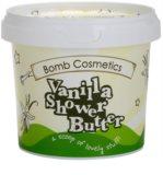 Bomb Cosmetics Chilla Vanilla sprchové máslo pro suchou pokožku
