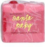 Bomb Cosmetics Santa Baby jabón de glicerina