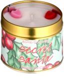 Bomb Cosmetics Secret Santa vonná sviečka