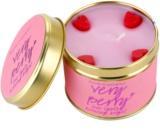 Bomb Cosmetics Very Berry vela perfumado