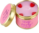 Bomb Cosmetics Very Berry vela perfumada