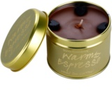 Bomb Cosmetics Warm Espresso illatos gyertya