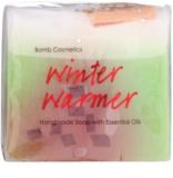 Bomb Cosmetics Winter Warmer sabonete de glicerina