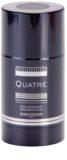 Boucheron Quatre desodorizante em stick para homens 75 g