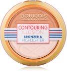 Bourjois Contouring Illusion Bronzing Powder