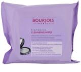 Bourjois Express toallitas limpiadoras