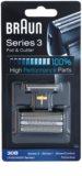Braun CombiPack Series3 30B láminas de recambio + loque de cuchillas de recambio