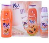 B.U. In Action - My Smoothies! Yogurt + Papaya dárková sada II.