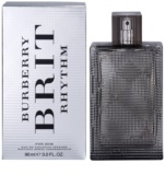 Burberry Brit Rhythm for Him Intense eau de toilette férfiaknak 90 ml