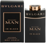 Bvlgari Man In Black eau de parfum férfiaknak 100 ml