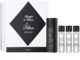 By Kilian Straight To Heaven, white cristal eau de parfum para hombre 4 x 7,5 ml (1x recargable + 3x recarga)