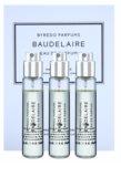 Byredo Baudelaire Eau de Parfum für Herren 3 x 12 ml Dreifach-Nachfüllpackung mit Zerstäuber