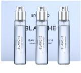 Byredo Blanche woda perfumowana dla kobiet 3 x 12 ml (3x uzupełnienie z atomizerem)