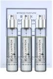 Byredo Black Saffron eau de parfum unisex 3 x 12 ml (3x utántöltő szórófejjel)
